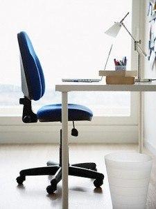 chaise de bureau quel est la longueur