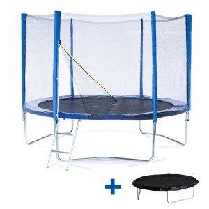 Prix d un trampoline avec filet trampoline berg talent for Garden discount chelles