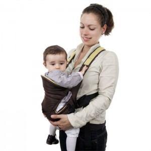 porte-bebe-ventral-marron