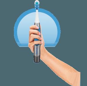 cepillo de dientes eléctrico-adulto