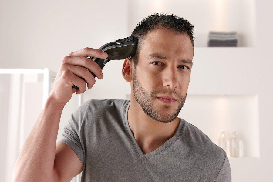 Tondeuse cheveux coupe ras