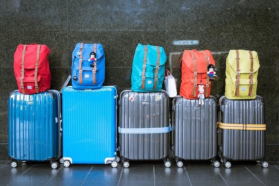 9b45b5555d 5 valises rigides de marque au meilleur prix en mai 2019