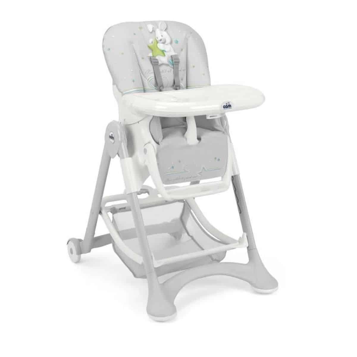 Guide d'achat des chaises hautes : tests, avis, comparatif