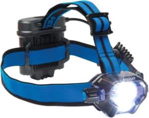 lampe frontale blaue