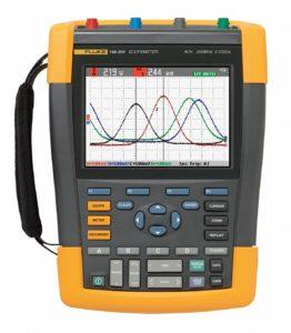 oscilloscope compacte