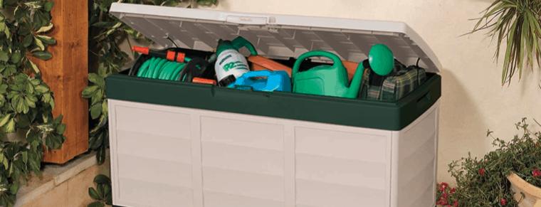 boîte de rangement extérieur por le jardinage