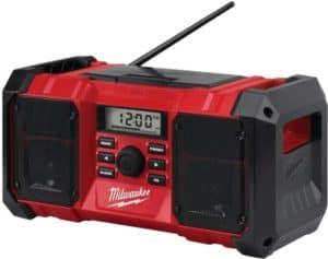 radio de chantier compacte