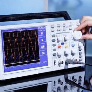 oscilloscope moderne