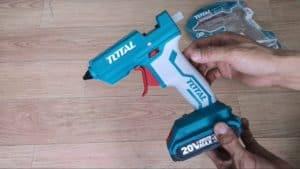 pistolet à silicone Makita