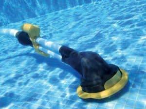balais de piscine long