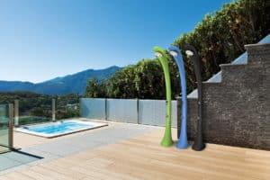 douches de jardin solaire de colories