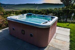 spa de jardin grand