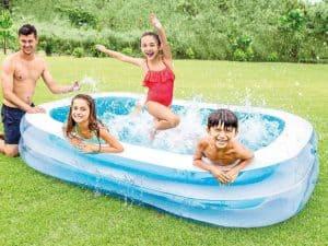 piscine gonflable pour enfants