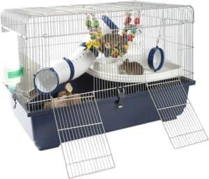 cage de rat en plastique