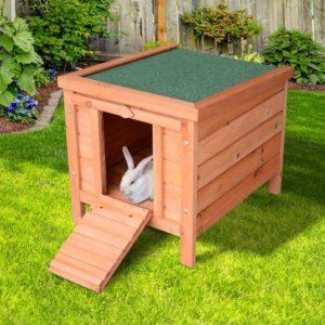 cage de lapin carrée