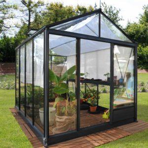serre de jardin moderne